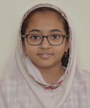 Khadija bai  Murtaza bhai Pardawala